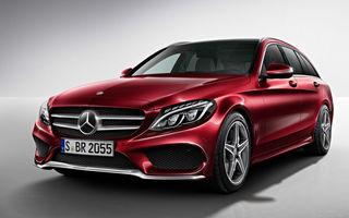 Mercedes-Benz C-Klasse Estate primeşte un pachet AMG