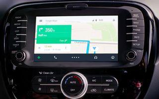 Google a prezentat Android Auto, sistemul său de operare pentru maşini