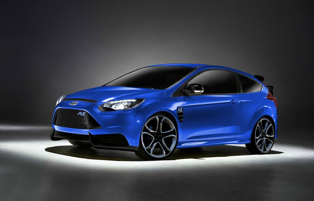 Viitorul Ford Focus RS va folosi motorul 2.3 litri Ecoboost al noului Mustang - Poza 1