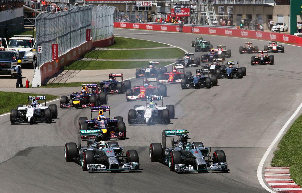FIA a aprobat numeroase schimbări de regulament pentru sezonul 2015 - Poza 1