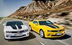 Chevrolet Camaro va primi o nouă generaţie în 2016