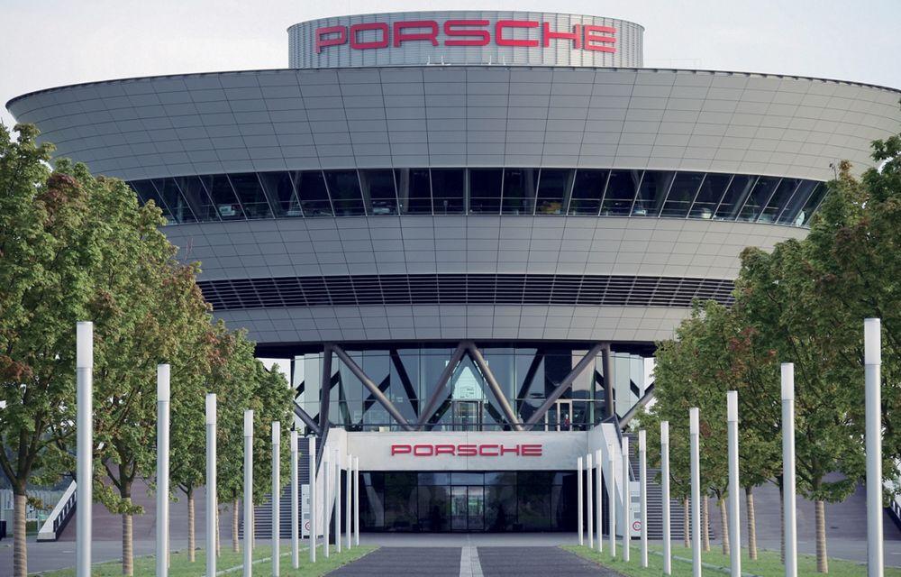 Porsche îşi măreşte forţa de muncă globală cu 25% în următorii cinci ani - Poza 1