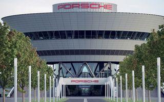 Porsche îşi măreşte forţa de muncă globală cu 25% în următorii cinci ani