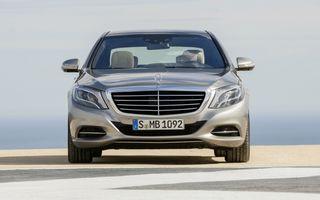 Brabus va construi limuzina Mercedes-Benz S-Klasse Pullmann de 6.4 metri şi o va lansa în martie 2015