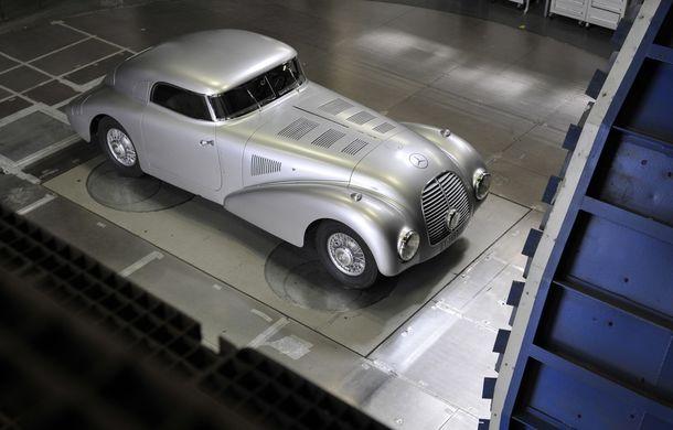 POVEŞTI AUTO: Mercedes-Benz 540 K Streamliner - renaşterea unui automobil unicat - Poza 22