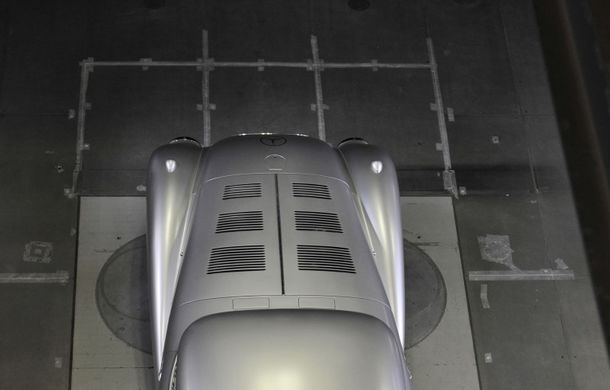 POVEŞTI AUTO: Mercedes-Benz 540 K Streamliner - renaşterea unui automobil unicat - Poza 23