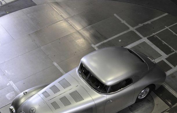 POVEŞTI AUTO: Mercedes-Benz 540 K Streamliner - renaşterea unui automobil unicat - Poza 18