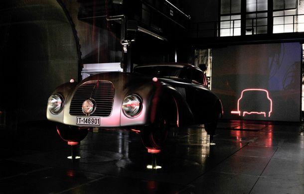 POVEŞTI AUTO: Mercedes-Benz 540 K Streamliner - renaşterea unui automobil unicat - Poza 17