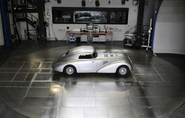 POVEŞTI AUTO: Mercedes-Benz 540 K Streamliner - renaşterea unui automobil unicat - Poza 20
