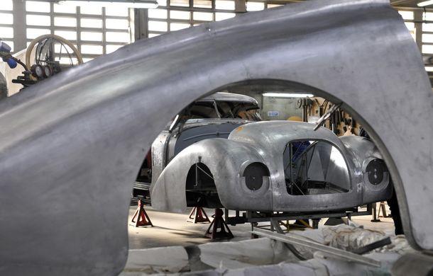 POVEŞTI AUTO: Mercedes-Benz 540 K Streamliner - renaşterea unui automobil unicat - Poza 3