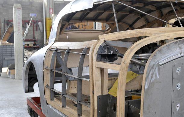 POVEŞTI AUTO: Mercedes-Benz 540 K Streamliner - renaşterea unui automobil unicat - Poza 8