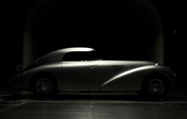 POVEŞTI AUTO: Mercedes-Benz 540 K Streamliner - renaşterea unui automobil unicat - Poza 14