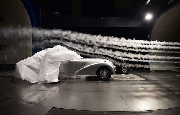 POVEŞTI AUTO: Mercedes-Benz 540 K Streamliner - renaşterea unui automobil unicat - Poza 15