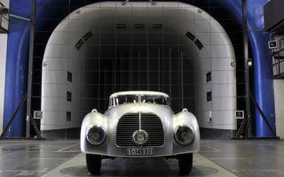 POVEŞTI AUTO: Mercedes-Benz 540 K Streamliner - renaşterea unui automobil unicat