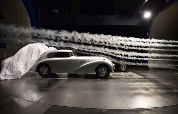 POVEŞTI AUTO: Mercedes-Benz 540 K Streamliner - renaşterea unui automobil unicat - Poza 16