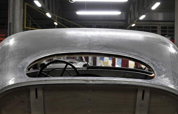 POVEŞTI AUTO: Mercedes-Benz 540 K Streamliner - renaşterea unui automobil unicat - Poza 6