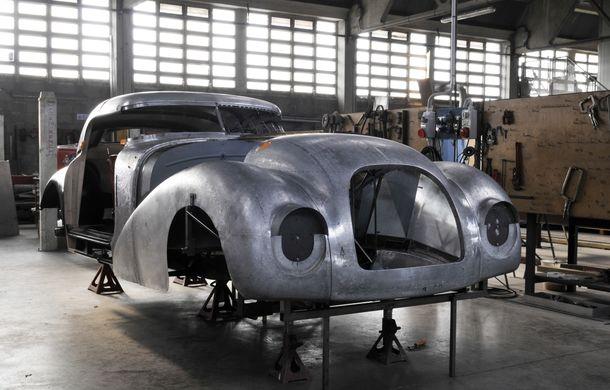 POVEŞTI AUTO: Mercedes-Benz 540 K Streamliner - renaşterea unui automobil unicat - Poza 4