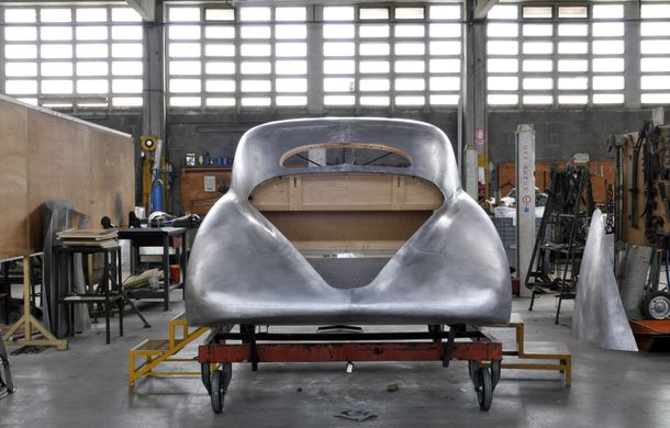 POVEŞTI AUTO: Mercedes-Benz 540 K Streamliner - renaşterea unui automobil unicat - Poza 9