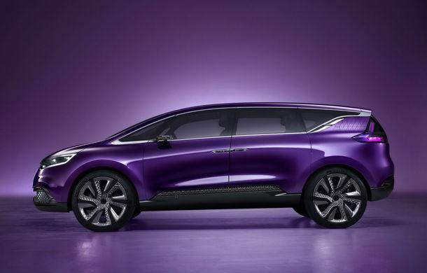Renault Espace va primi platforma lui Qashqai în 2015 - Poza 1