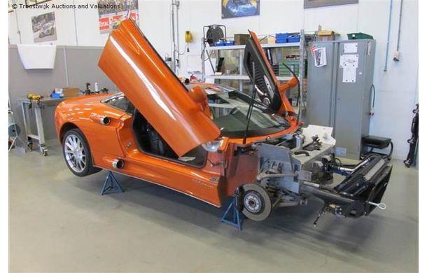 Spyker se pregăteşte de executarea silită - toate bunurile companiei vor fi vândute într-o licitaţie - Poza 12