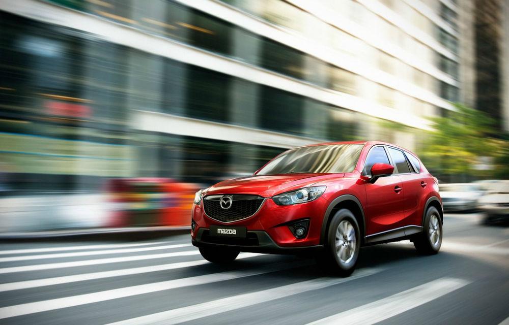 Mazda a reuşit vânzări triple faţă de aşteptările interne în primele cinci luni ale anului - Poza 1