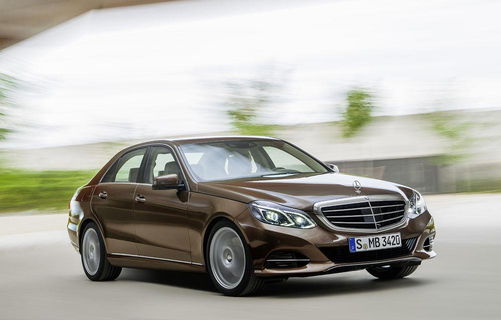 Mercedes-Benz plănuiește revenirea la motoare cu șase cilindri în linie - Poza 1