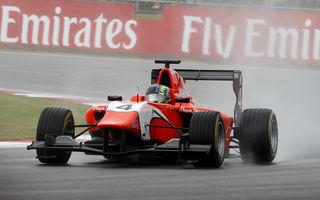 Vişoiu nu a obţinut niciun punct în etapa de GP3 de la Silverstone