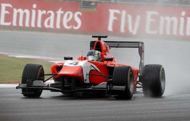 Vişoiu nu a obţinut niciun punct în etapa de GP3 de la Silverstone - Poza 1