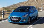 Hyundai i30 facelift vine în 2015 cu un motor de 1.2 litri turbo