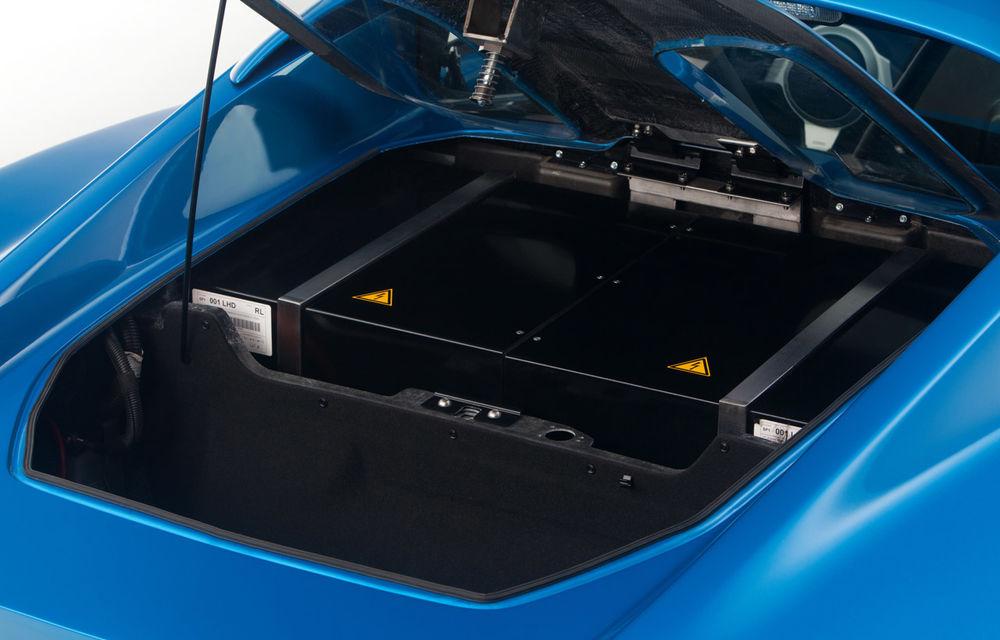 Cea mai rapidă maşină electrică din lume, Detroit Electric SP:01, confirmată pentru producţie - Poza 3