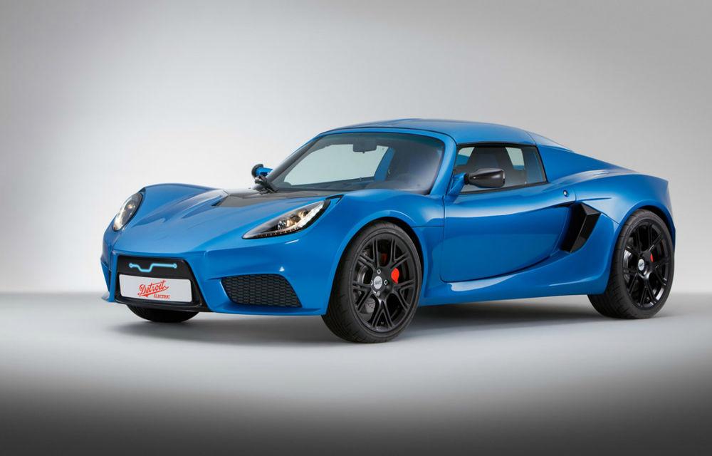 Cea mai rapidă maşină electrică din lume, Detroit Electric SP:01, confirmată pentru producţie - Poza 2