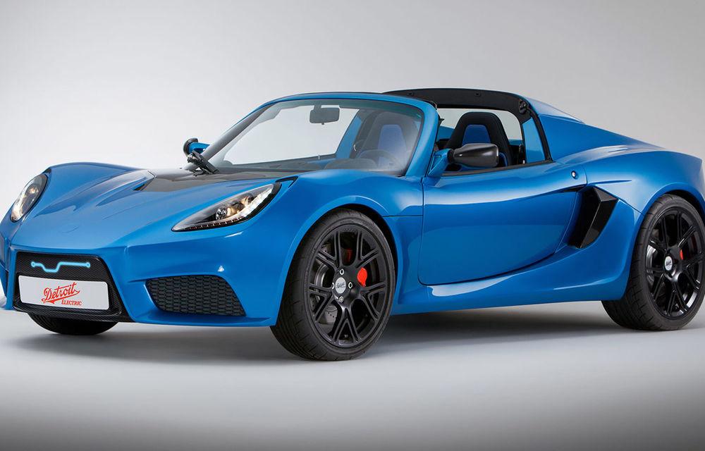 Cea mai rapidă maşină electrică din lume, Detroit Electric SP:01, confirmată pentru producţie - Poza 17