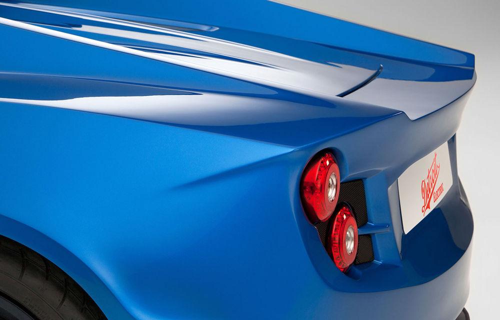 Cea mai rapidă maşină electrică din lume, Detroit Electric SP:01, confirmată pentru producţie - Poza 4