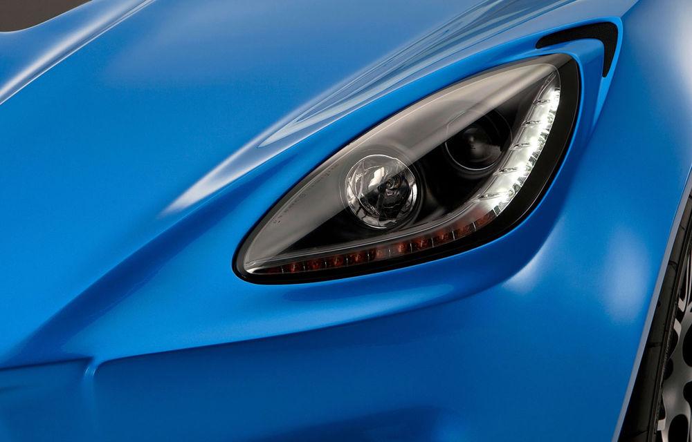 Cea mai rapidă maşină electrică din lume, Detroit Electric SP:01, confirmată pentru producţie - Poza 8