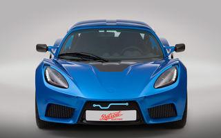 Cea mai rapidă maşină electrică din lume, Detroit Electric SP:01, confirmată pentru producţie
