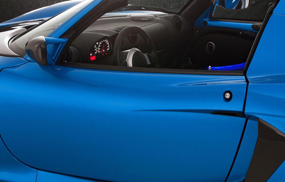 Cea mai rapidă maşină electrică din lume, Detroit Electric SP:01, confirmată pentru producţie - Poza 5
