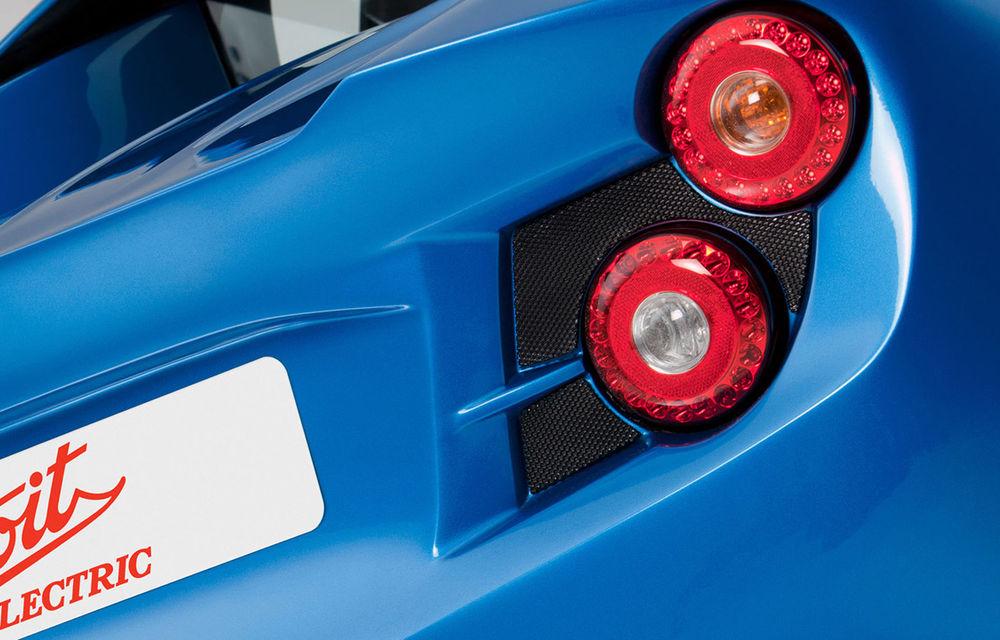 Cea mai rapidă maşină electrică din lume, Detroit Electric SP:01, confirmată pentru producţie - Poza 11