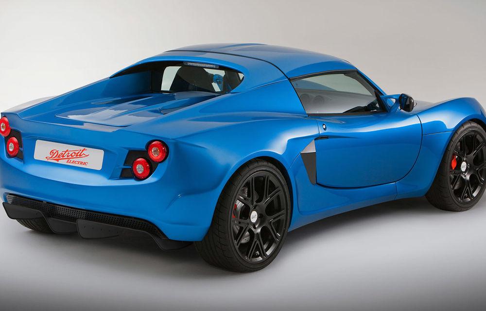 Cea mai rapidă maşină electrică din lume, Detroit Electric SP:01, confirmată pentru producţie - Poza 7