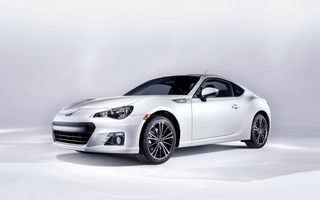 Subaru a confirmat a doua generaţie a modelului sportiv BRZ, dezvoltat alături de Toyota