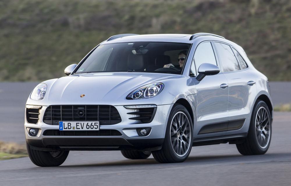 Porsche: record absolut de vânzări în prima jumătate a anului - Poza 1