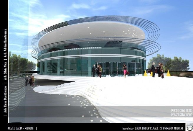 Dacia va avea muzeu în Mioveni: inaugurarea are loc în toamna lui 2016 - Poza 2
