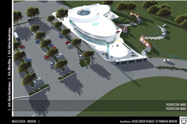 Dacia va avea muzeu în Mioveni: inaugurarea are loc în toamna lui 2016 - Poza 3