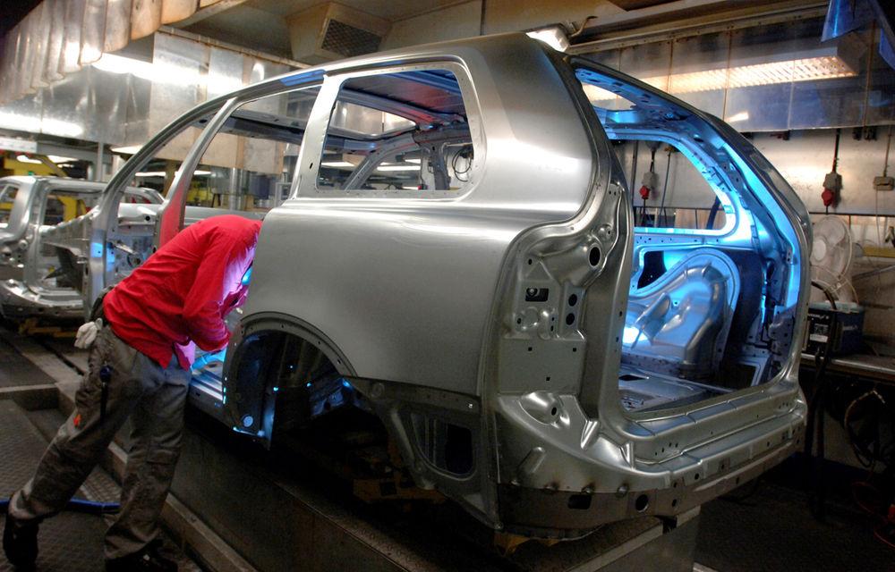 Prima generaţie Volvo XC90 a ieşit astăzi din producţie după 12 ani. Suedezii se pregătesc de al doilea XC90 - Poza 6