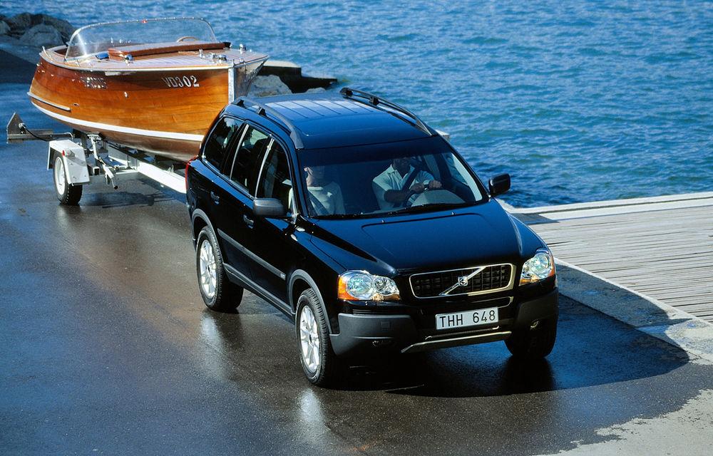 Prima generaţie Volvo XC90 a ieşit astăzi din producţie după 12 ani. Suedezii se pregătesc de al doilea XC90 - Poza 2