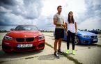 Sorana Cîrstea, Horia Tecău şi Adelin Petrişor sunt ambasadori BMW în România