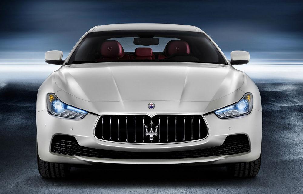 Maserati îşi conservă exclusivitatea: italienii nu vor vinde mai mult de 75.000 de maşini pe an - Poza 1