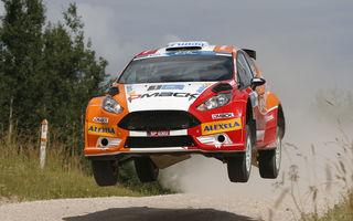 Ott Tanak a câştigat Raliul Estoniei din ERC. Tempestini a încheiat pe 15