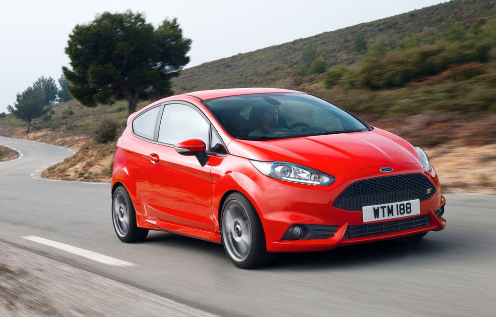 Ford Fiesta a devenit cea mai vândută maşină din istoria Marii Britanii - Poza 1