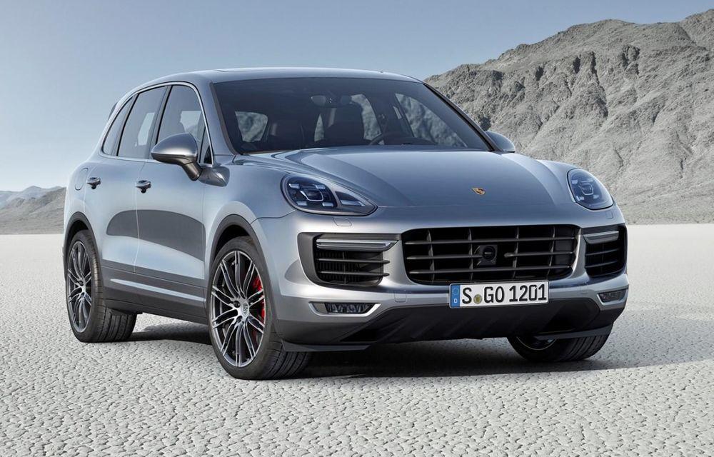 Porsche Cayenne facelift: schimbări estetice şi motoare noi pentru SUV-ul german - Poza 1