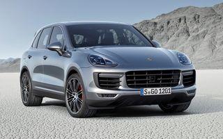 Porsche Cayenne facelift: schimbări estetice şi motoare noi pentru SUV-ul german